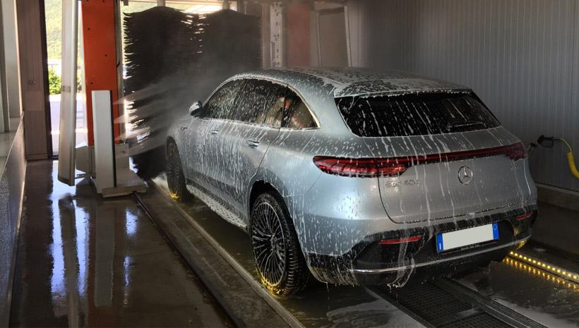 24 h Carwash Terlan - Autowaschanlage Oberrauch - Vitesse Hochdrucksystem
